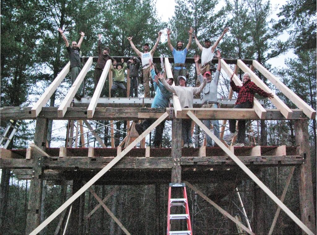 Albany cabin 10 2012